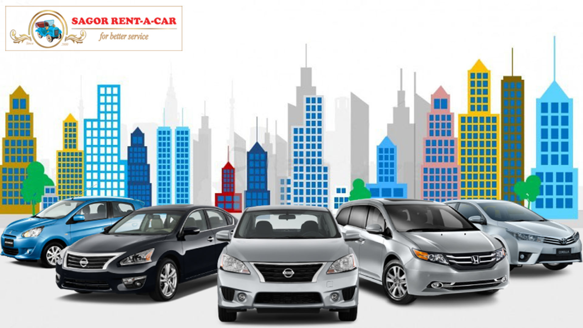 Airport Monthly Car Rental